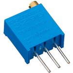 Фото 7/7 3296W-1-504LF (СП5-2ВБ), 500 кОм, Резистор подстроечный