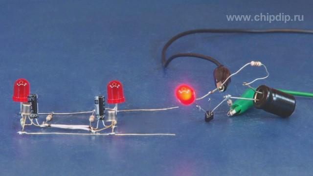 Простые светодиодные мигалки