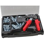 D03202, HOLLOW WALL ANCHOR & TOOL KIT - 72PC