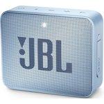 Колонка порт. JBL GO 2 голубой 3W 1.0 BT/3.5Jack 730mAh ...