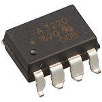 ASSR-3220-302E, реле твердотельное 2FormA 0,2А 250В PDIP8SMT