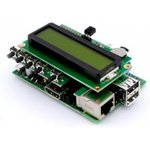 Фото 2/2 PIFACE CONTROL & DISPLAY FOR RASPBERRY Pi, (01X3013)
