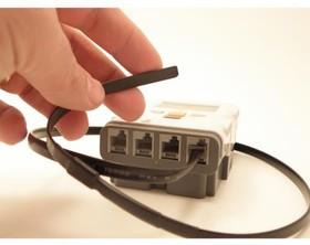 Фото 1/3 dFlex Sensor for LEGO MINDSTORMS NXT, (dFlex)