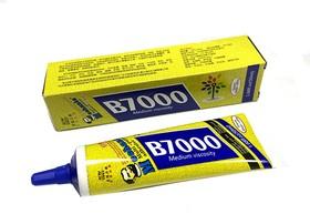 Клей-герметик для проклейки тачскринов Mechanic B7000 (50 мл) (прозрачный)