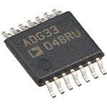 Фото 3/3 ADG3304BRUZ, Двунаправленный преобразователь логических уровней, 4-канала, 1.15-5.5В [TSSOP-14]
