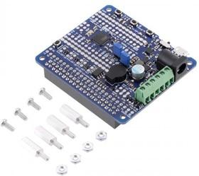 Фото 1/7 A-Star 32U4 Robot Controller LV with Raspberry Pi Bridge, (3117)