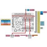 Фото 5/7 A-Star 32U4 Robot Controller LV with Raspberry Pi Bridge, (3117)