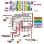 Фото 7/7 A-Star 32U4 Robot Controller LV with Raspberry Pi Bridge, (3117)
