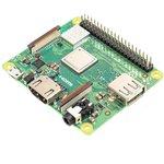 Raspberry Pi 3 Model A+, Одноплатный компьютер на базе процессора Broadcom BCM2837B0, Wi-Fi, Bluetooth