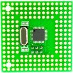 Фото 2/3 SEM0010M-48PA, Программируемый модуль на базе микроконтроллера ATmega48PA-AU