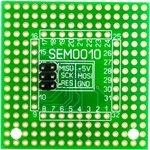 Фото 3/3 SEM0010M-48PA, Программируемый модуль на базе микроконтроллера ATmega48PA-AU