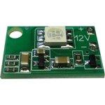 SHL0015B-0.4, Стробоскоп светодиодный, голубой, 0.4сек