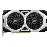 Видеокарта MSI PCI-E RTX 2060 VENTUS 6G OC nVidia GeForce ...