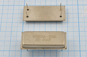 Фильтр кварцевый 2.048МГц с полоcой пропускания 3.6кГц, ф 2048 \пол\ 3,6/ \\\ФП2П6-506\\