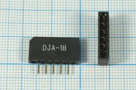 Фильтр на ПАВ 27МГц, корпус SIP5K, SAW ф 27000 \пол\ /3\SIP5K\\HDBF27A1M\ (DJA-1B)