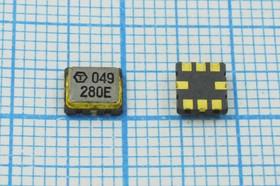 Фильтр на ПАВ 280МГц, полоса 17000кГц, корпус SMD 5.2x4.5мм, SAW ф 280000 \пол\17000/\S05245C8\ 8C\TQS-444K-7R\\