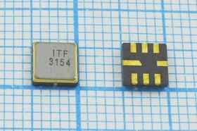 Фильтр на ПАВ 315МГц, полоса 4000кГц/3дБ, корпус SMD 5x5мм, SAW ф 315000 \пол\ 4000/3\S05050C8\8C\ F3154\\(ITF3154)