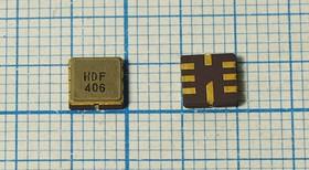 Фильтр на ПАВ 446МГц, полоса пропускания 6000кГц/3дБ, корпус SMD 5x5мм, SAW ф 446000 \пол\ 6000/3\S05050C8\ 8C\HDF446BS3\\