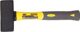 """20052-15, Кувалда STAYER """"PROFI"""" кованая с двухкомпонентной фиберглассовой ручкой, 1,5кг"""