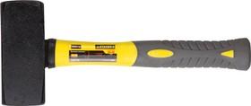 """20052-20, Кувалда STAYER """"PROFI"""" кованая с двухкомпонентной фиберглассовой ручкой, 2,0кг"""