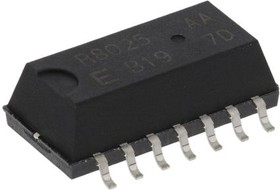RX-8025SA AA 5+/-5PPM, Часы реального времени, High-Stability, I2C