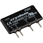 Фото 3/5 CMX60D10, Реле 3-10VDC, 10A/60VDC