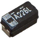 Фото 4/4 293D226X9010A2TE3, танталовый SMD конденсатор 22 мкФ х 10В 10% типA