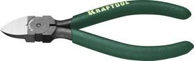 """220017-8-12, Бокорезы KRAFTOOL """"KRAFT-MINI"""", для пластика и меди, обливные рукоятки, особочистый рез заподлицо, 1"""