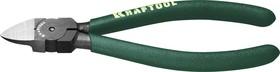 """Фото 1/2 220017-8-15, Бокорезы KRAFTOOL """"KRAFT-MINI"""", для пластика и меди, обливные рукоятки, особочистый рез заподлицо, 1"""