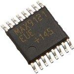 Фото 2/2 MAX9121EUE+, LVDS драйвер, LVDS Приемник, 15 мА, -40 °C, 85 °C, 3 В