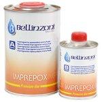 Клей эпоксидный 1000 Imprepox прозрачный/жидкий 1,0+0,25кг 004210104