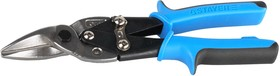 2320, STAYER Ножницы по металлу HERCULES, прямые, Cr-Mo, 250 мм, серия Professional