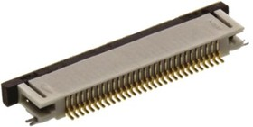 52437-3071, FFC / FPC разъем, ZIF, 30 контакт(-ов), Гнездо, 0.5 мм, Поверхностный Монтаж, Низ