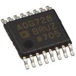 Фото 4/4 ADG728BRUZ, Матричный переключатель 8:1, I2C, CMOS, Low Voltage [TSSOP-16]