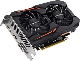 Видеокарта GIGABYTE AMD Radeon RX 560 (16CU), GV-RX560GAMING OC-4GD, 4Гб, GDDR5, OC, Ret
