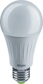 Фото 1/3 NLL-А60(A70)- 15-230-2.7K-E27 (61200), Лампа светодиодная 15Вт,220В (теплый)