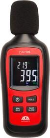 Фото 1/2 ADA ZSM 135, Измеритель уровня шума