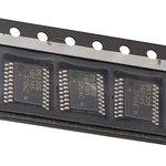 Фото 5/5 DS1305EN+T&R, часы реального времени Serial, 3-Wire, SPI TSSOP-20