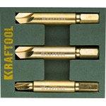 26770-H3, Набор экстракторов KRAFTOOL для выкручивания ...