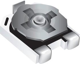 TC33X-2-104G, Res Trimmer 100K Ohm 25% 0.1W(1/10W) 1(Elec)/1(Mech)Turns (3.6 X 3.8mm) Footprint SMD T/R