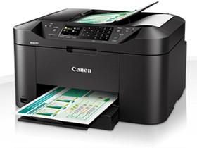 0959C007, MAXIFY MB2140 черный, струйный, A4, цветной, ч.б. 19 стр/мин, цвет 13 стр/мин, печать 600x1200, скан