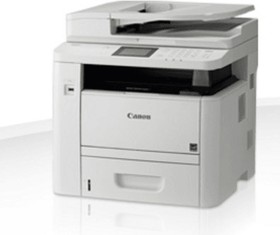 0291C008, i-SENSYS MF418x белый, лазерный, A4, монохромный, ч.б. 33 стр/мин, печать 1200x1200, скан. 600x600,