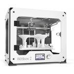 D000020, 3D принтер WitBox 2, PLA, FilaFlex, wood, bronze ...