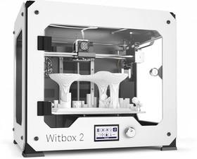 D000020, 3D принтер WitBox 2, PLA, FilaFlex, wood, bronze, copper, d=1,75 мм