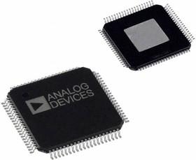 AD9773BSVZ, DAC 2-CH R-2R 12-bit 80-Pin TQFP EP Tray