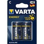 Батарейки VARTA ENERGY C бл. 2 (упаковка из 2)