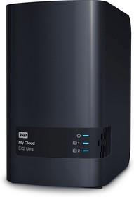 """WDBSHB0120JCH-EEUE, Сетевой RAID накопитель WD My Cloud EX2 Ultra WDBSHB0120JCH-EEUE 12ТБ 3,5"""" LAN NAS"""