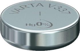337 (V337), Элемент питания оксид серебра 1.55В