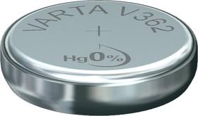 Фото 1/2 362 (V362/SR58), Элемент питания оксид серебра 1.55В