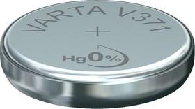 Фото 1/2 371(V371/SR69), Элемент питания оксид серебра 1.55В